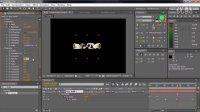 为视频logo描边产生变形的酷炫光炫效果【AE教程】