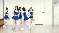 舞蹈教程 舞蹈视频现代舞 Beast - 美丽的夜晚 练习室 镜像版