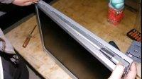 液晶显示器维修视频教程 第1讲 怎么开壳
