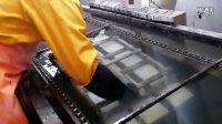 水转印大理石线条生产流程
