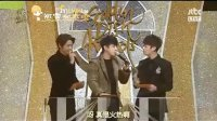【郑容和微吧】[中字]140116金唱片-容和MC+CN受赏+表演完整版cut