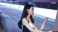 【视频】台北车展包TUN齐裙性感模特走秀
