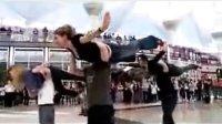 Denver Airport Swing Dance Flash Mob (Low)