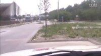 科目2定点停车和坡道起步半坡起步倒车入库侧方停车学车培训