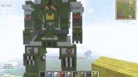 我的世界 Minecraft《强袭雷电的环太平洋系列 第二集  完成  》