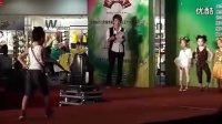 2012明星界首市舞生明星班中国新思路模特大赛无锡赛区总决赛走秀7号包包女装美女