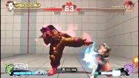 SSF4AE2012 Chun Li 《Sako》 vs Evil Ryu 《Upstream Child》