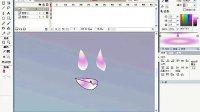 flash路上动画实例-花瓣雨_标清