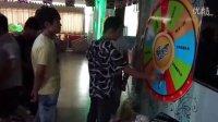 视频: 6月30号QQ飞车全民争霸赛青州海燕网吧决赛大转盘活动