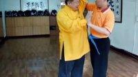 八極拳-20120331圓明武學少年武藝課程側錄分享3(虎爪開門手上段防禦法)