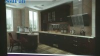 远见小区装修讲座——E户型厨房设计案例讲解