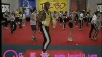Taebo风靡欧美的减肥利器,健身拳击舞 3