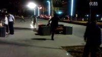 视频: QQ3365246库尔勒鬼步舞,库尔勒曳步舞