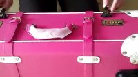 专柜正品高品质PC旅行者复古箱子母箱 拉杆箱旅行箱行李箱 PC材质讲解 旅行者户外用品