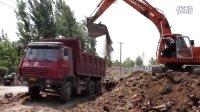 淄博挖掘机培训;淄博挖掘机;学大挖掘机---淄博金星挖掘机