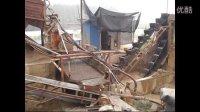 风化砂破碎水洗生产线