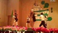 (阳阳自学舞蹈)自学韩国舞蹈教程24晚会roly poly