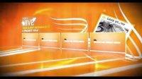 [AE模板]炫丽的光效背景中企业图片宣传模板(含音频)