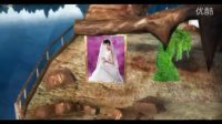 3D艺术电影相册AE自动模板【爱情海】