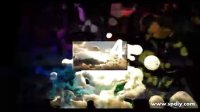 [AE模板]七彩炫丽的万花筒图片展示模板(含音频)