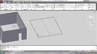 CAD建筑试学第三天高清视频教程