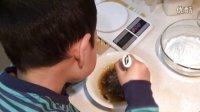 燕麦蔓越梅爱心甜饼制作过程