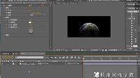 AE教程第二课-虚拟星空背景