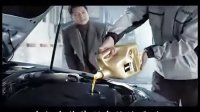 美孚机油广告