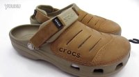 mtyzs.com Crocs Men's Yukon Clogs Khaki_Brown