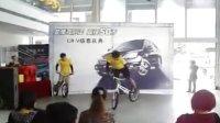 视频: 深圳极限单车表演_深圳花式单车演出