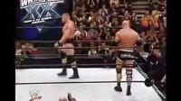 WWE 巅峰对决 最强对最强 高博VS布洛克
