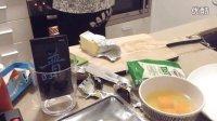 宅男减肥食餐 非常简易的纯芝士蛋糕 边做边扯淡的小普