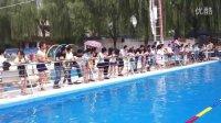 海滨乐园 游泳比赛泳装美女大比拼!
