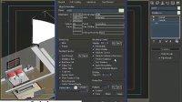 天光-VR室内全应用教程3DMAX完全自学教程室内高级教程