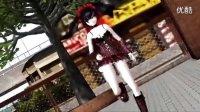 【MMD】時崎狂三-迷你裙靈裝PARTII【TIK-TOK】 高清