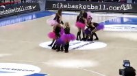 NBA啦啦队美女跳骑马舞 高清