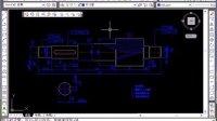 金达网_AutoCAD视频教程_6.2.4 冻结与解冻图层