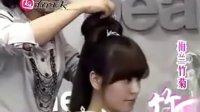 唯美女生发型 2012最新染发图片欣赏
