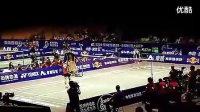 (最新网页游戏)2012汤尤杯印尼队陶菲克唯一一站的最后2分钟比赛镜头