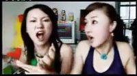 胥渡吧cf搞笑视频集锦 两美女恶搞视频-雨一直下