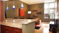 2012年3万打造60平现代风格客厅电视背景墙装修效果图大全