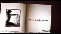 [AE模板]翻开复古的书图片一页页展示模板(含音频)