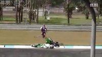 ui领先 领先平台 领先总代 扣扣651226---摩托车表演特技出现事故