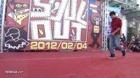 台湾高中联合舞展-男生女生尽情热舞