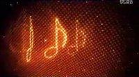 LED背景素材,音符,音阶,音乐,无缝循环高清视频素材,影视素材尽在西橘网