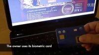 (此为某赌博网站)生物识别传感智能卡私密安全高科技