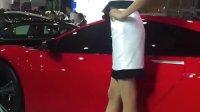 武汉十三界国际车展(美女车模)