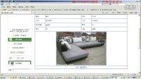ASP.NET家具网上购物网站录像