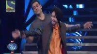 SalmanKhan和KatrinaKaif上Indian Idol的预告片