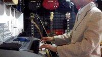 成都知音琴行 美科900电子琴键盘试听《长城》前奏键盘live
